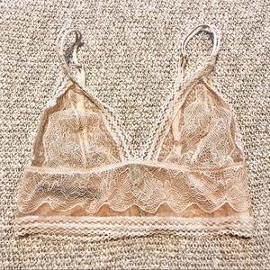 Victoria Secret lace bralette